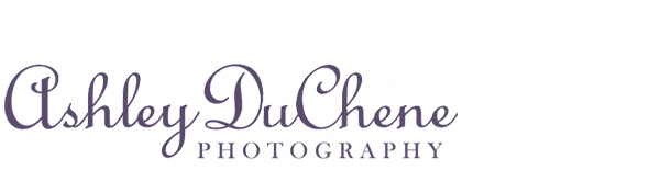 Ashley DuChene Photography ~ San Diego Photographer logo
